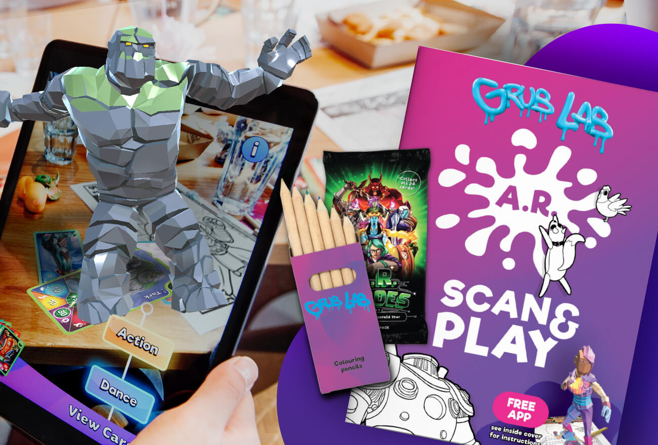Scan & Play Activity Pack PLUS